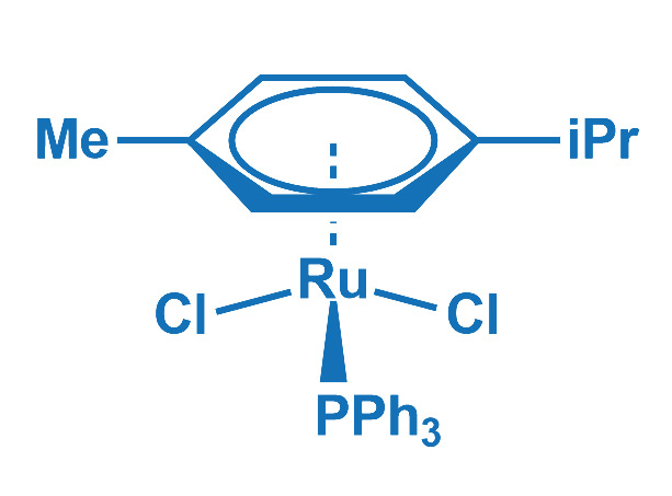 Dichloromethane;dichlororuthenium;1-methyl-4-propan-2-ylbenzene;triphenylphosphane,52490-94-5