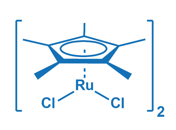 Dichloro(pentamethylcyclopentadienyl)ruthenium(III) polymer,96503-27-4
