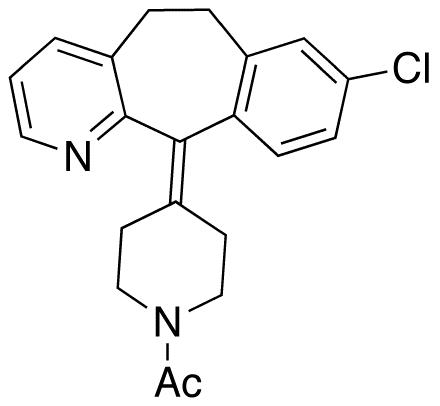 N-Acetyldesloratadine,117796-52-8