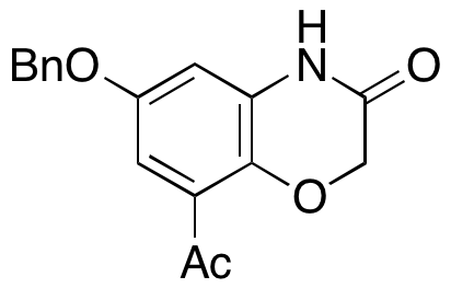 8-Acetyl-6-benzyloxy-4H-benzo[1,4]oxazin-3-one,869478-09-1