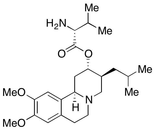 (2S,3S,11bR)-Dihydrotetrabenazine D-Val,NA
