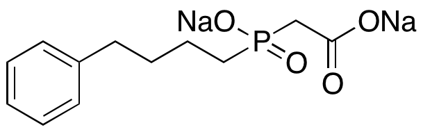(4-Phenylbutyl)phosphinyl Acetic Acid Disodium Salt,NA